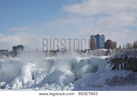 (American Falls & Ice)