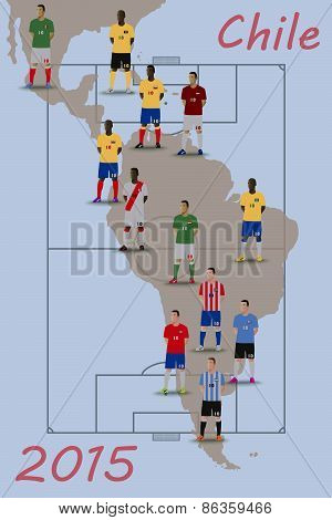 Soccer Cup South America