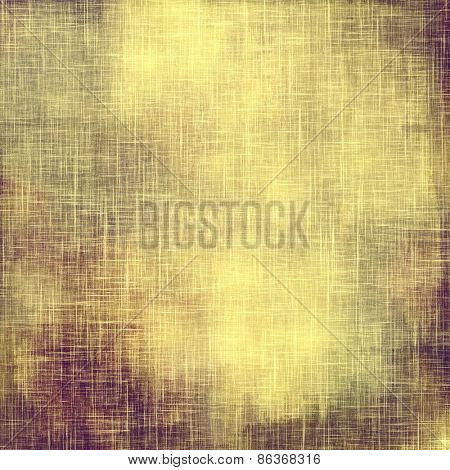 Old ancient texture, may be used as abstract grunge background. With different color patterns: yellow (beige); brown; purple (violet)