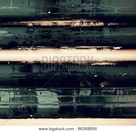 Old antique texture (for background). With different color patterns: yellow (beige); gray; black