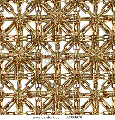 Chains Tile Pattern