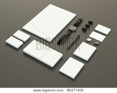 Mockup Business Template.