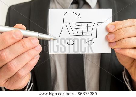 Shopping And Purchases Concept
