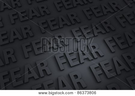Dark Fear Background