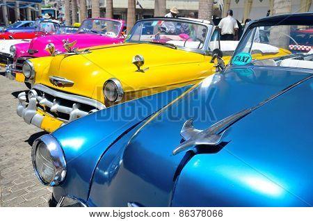 HAVANA, CUBA - MAY 4, 2013.