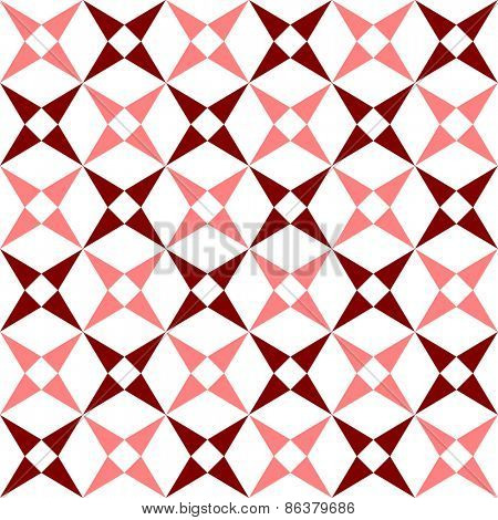 Seamless Grid Pattern. Vector Regular Texture