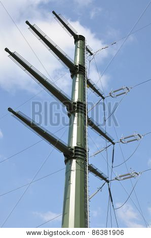 Transmission power line
