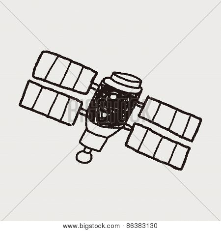 Doodle Satellites