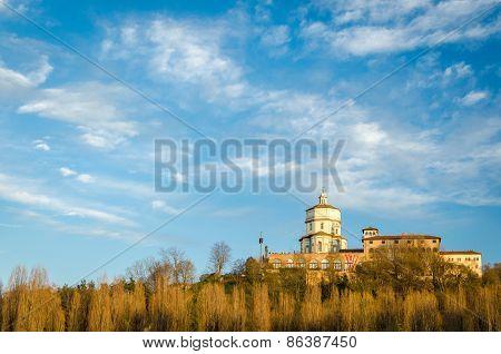Turin (torino), Monte Dei Cappuccini