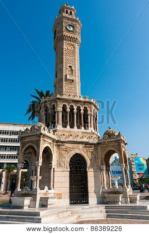 Izmir Ottoman Architecture, Clock Tower