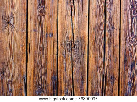 Alcudia Old Town aged wood texture Mallorca Balearic island of Spain