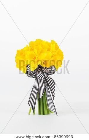 Yellow Daffodil Bouquet