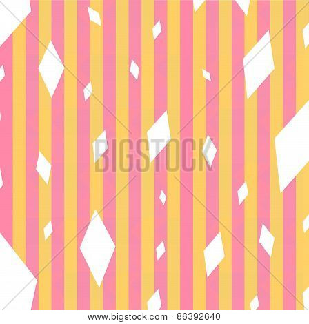 Abstract Geometric Pattern. Background Concept