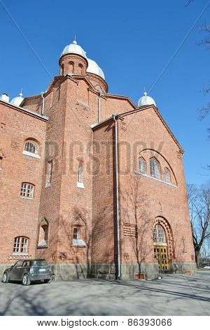 Church Lappeenranta.