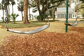 foto of bluff  - This swing set - JPG