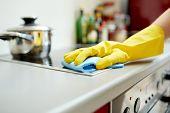image of housekeeper  - people - JPG