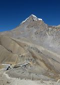 image of passed out  - Lodges on the way to Thorung La pass - JPG