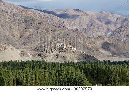 Matho Monastery Is A Buddhist Monastery In Ladakh, India ,