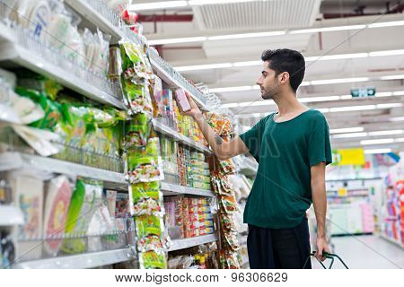 Buying Instant Food