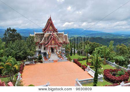 Mae Salong Tempel