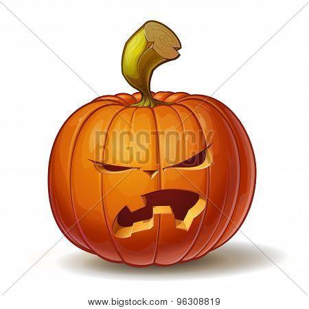 Pumpkins Angry 1