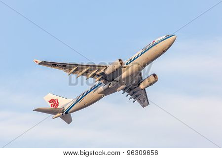 Airbus A330-200 Of Air China