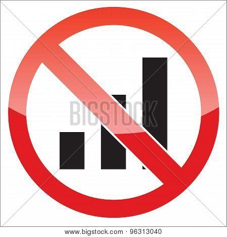 Sound forbidden icon