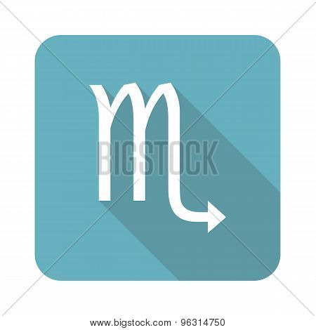 Square Scorpio icon