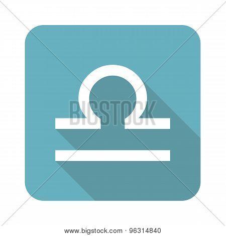 Square Libra icon