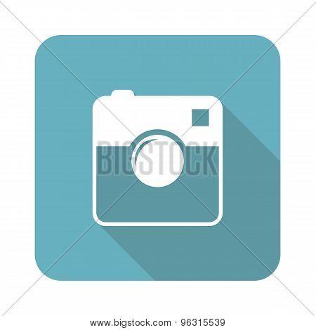 Square square camera icon