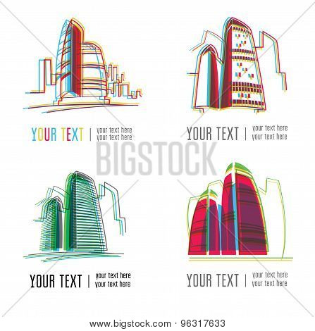 City Building Logos