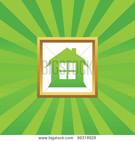 House picture icon