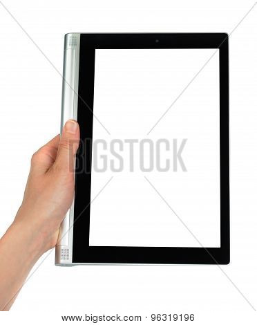 Using The Tablet Pc