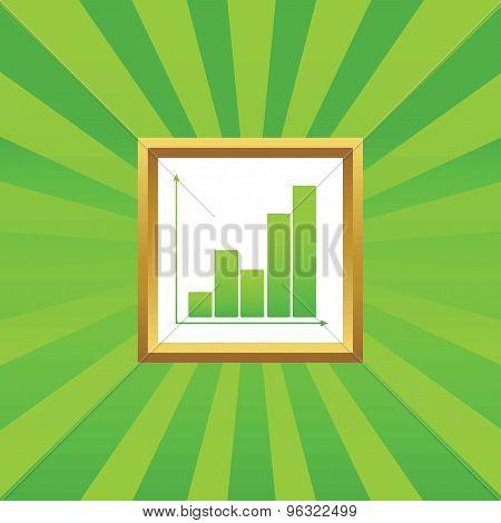 Graphic picture icon
