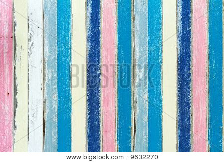 Pastel Painting Wood Background