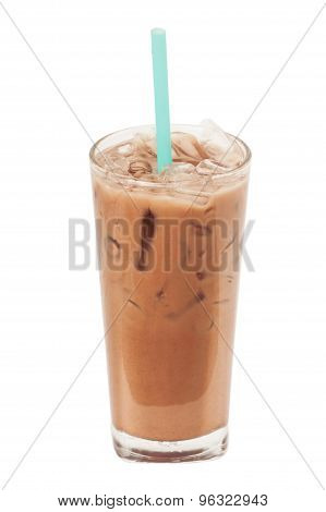 Ice Milk Coco, Isolated, Clipping Path