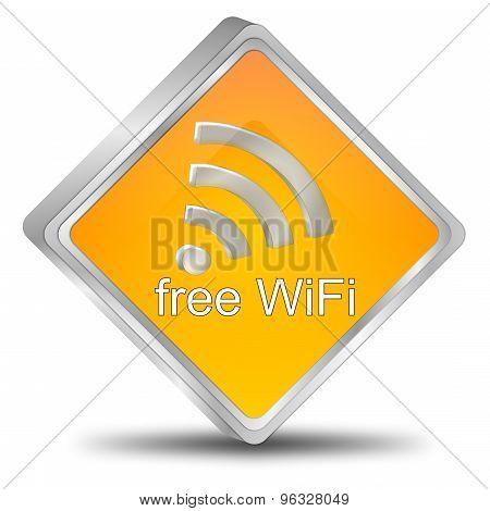 free wireless WiFi button