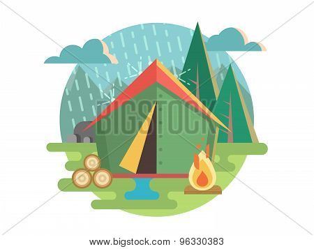 Outdoor Recreation Camping