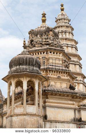 Temple In Pushkar, Rajasthan, India