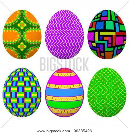 Set Easter Egg