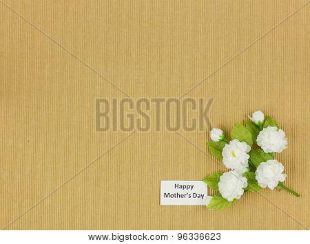 Jasmine Flower - Mother Day Background