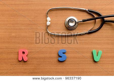Rsv (respiratory Syncytial Virus)