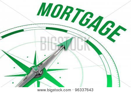 The word mortgage against compass