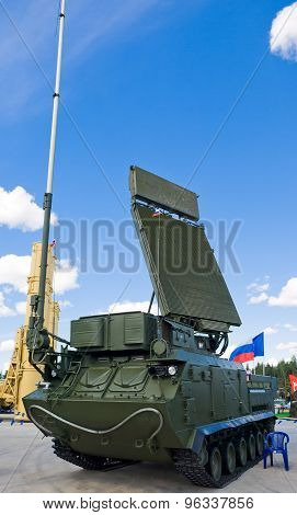 9S18M1 - station of radar detection of air targets