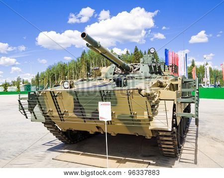 Infantry fighting vehicle BMP-3M