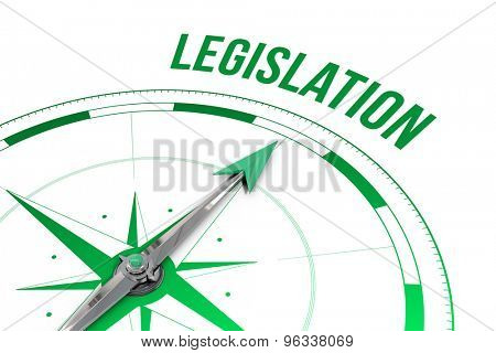 The word legislation against compass