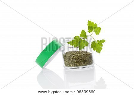 Parsley, Culinary Aromatic Herbs.