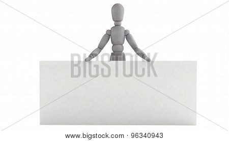 3D Men Doll Character Of The Pieces