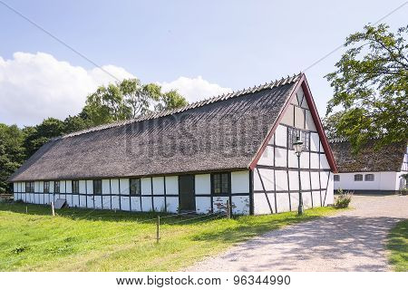 Esrum Kloster Cottage House In Denmark