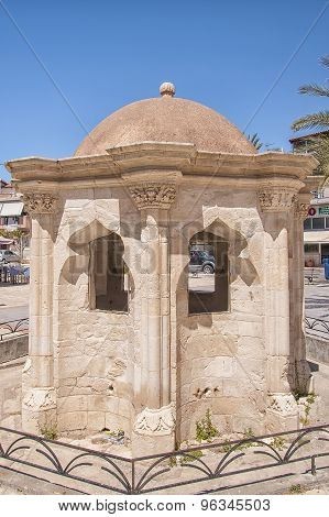 Lerapetra Turkish Mosque Fountain
